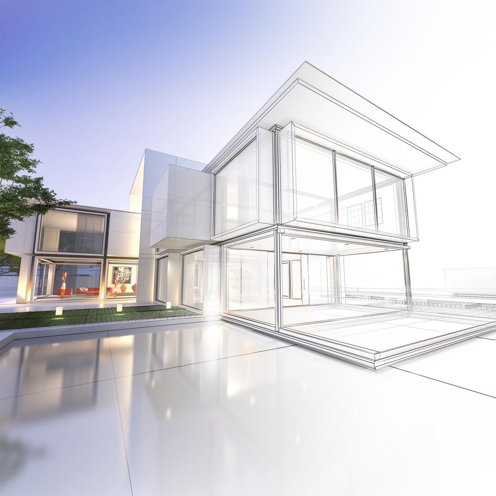 სახლის აშენება